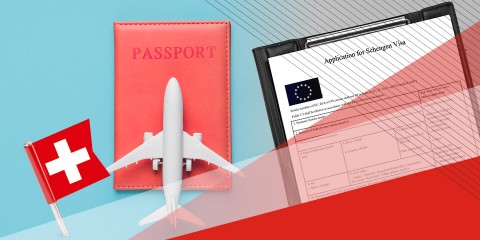 İsviçre Uçak Bileti Rezervasyonu