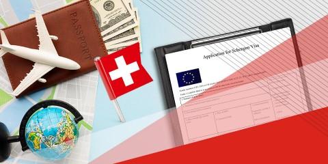 İsviçre Vize Başvuru Formu