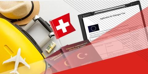 İsviçre Turistik Vize